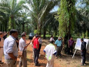 11 Oktober 2019 (Jumaat) -- Lawatan Perwakilan MOPNA ke United Plantations Berhad di Teluk Intan, Perak
