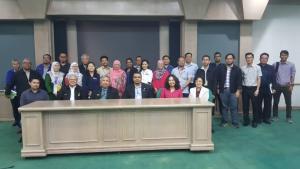 2 Ogos 2019 (Jumaat) -- Sesi interaksi antara MPOB dengan Penghasil Tumbuh-Tumbuhan Daripada Tisu Kelapa Sawit (NT), Penghasil Biji Benih Kelapa Sawit (NS) dan Wakil Persatuan Pengusaha Semaian Sawit Malaysia (MOPNA)