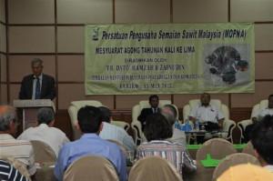5 Mei 2012 -- Mesyuarat Agung MOPNA ke-5